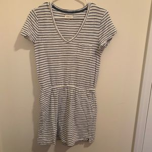 Lou & Grey striped t-shirt dress